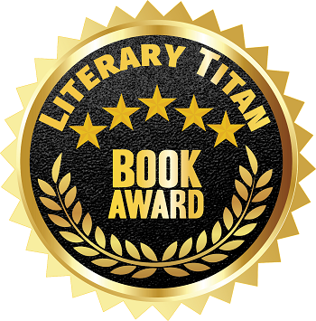 Literary Titan Gold Book Award - Small