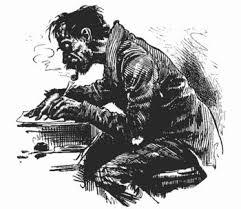 The drive to write