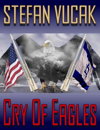 Cry of eagles, Stefan Vucak, Author