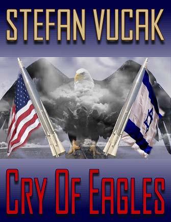 Cry of eagles, Stefan Vucak, Author