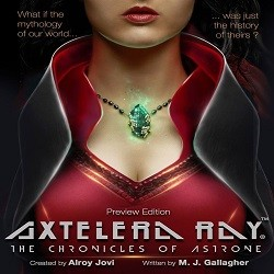 Review of 'Axtelera Ray' by M.J. Gallagher