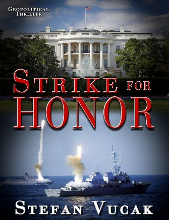 Strike for Honor - Stefan Vucak, author
