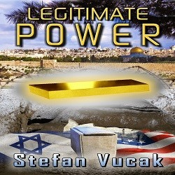 Legitimate Power - Stefan Vucak, author