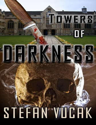 Towers of Darkness - Stefan Vucak, author