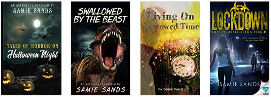 Samie Sands Books