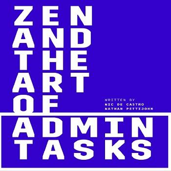 Zen and the art of admin tasks-FI