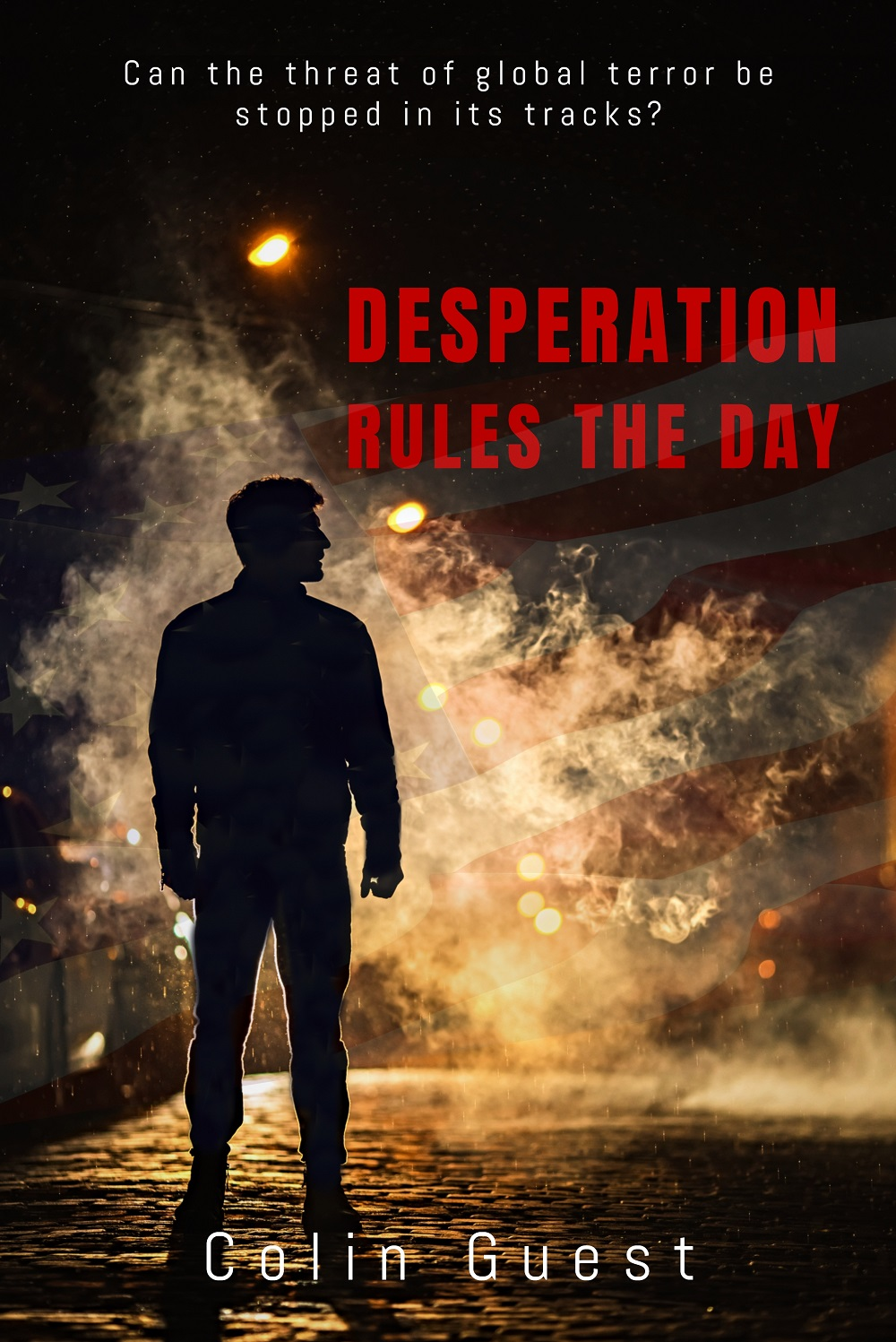Desperation Rules the Day  New cover photo